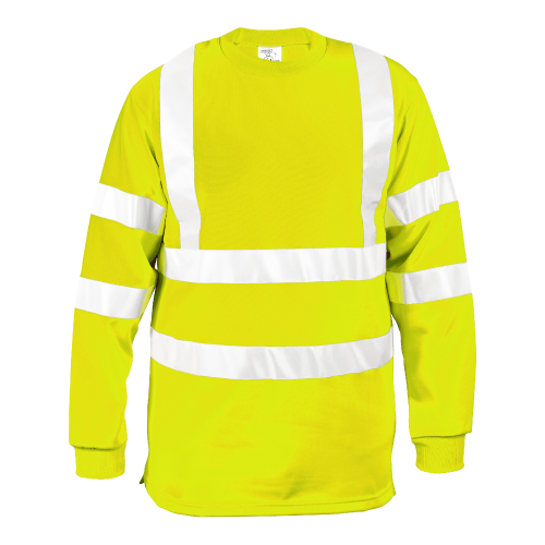 Ultimate-Hi-Vis-Sweatshirt-Yellow