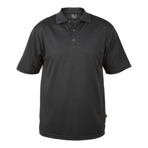 Ultimate-Cotton-Polo-Black